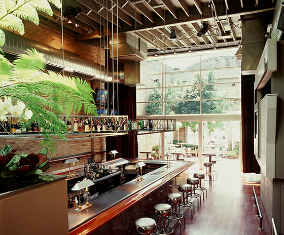 Glass Bar, Featured Image, View of bar