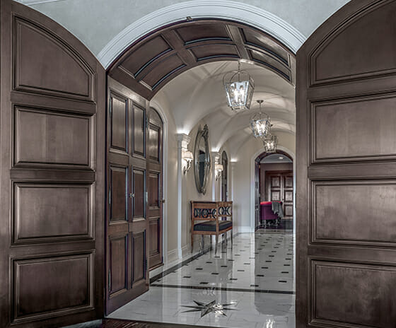 Lake Shore Drive Co-Op, Featured Image, View of foyer