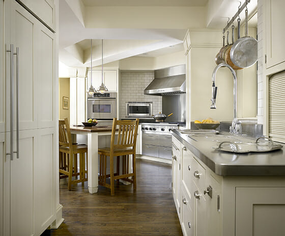 Penthouse Duplex Bungalow, Featured Image, View of kitchen